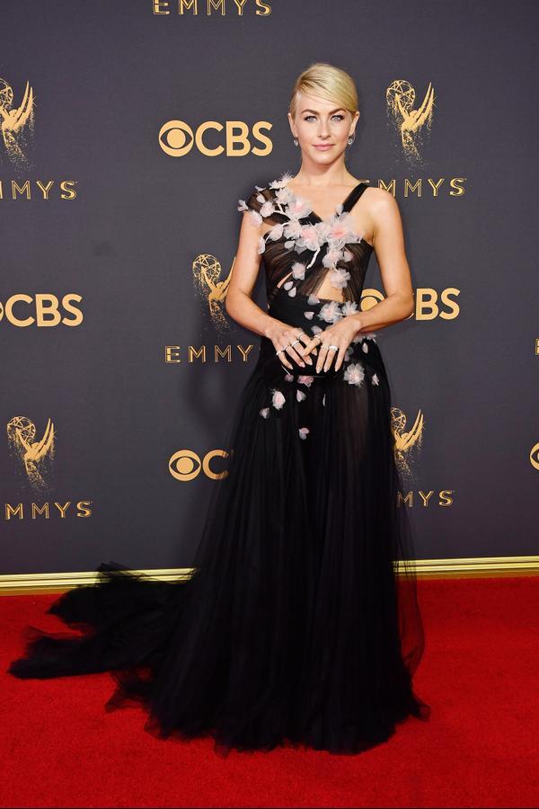 Julianne Hough  Emmy Awards 2017 Red Carpet Celebrity Looks