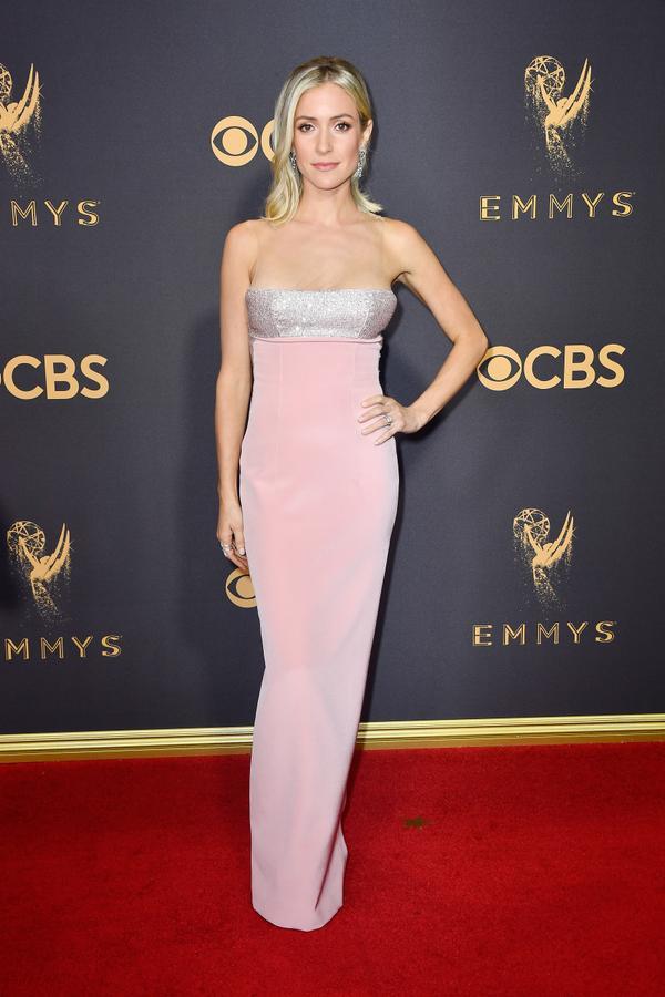 Kristin Cavallari Emmy Awards 2017 Red Carpet Celebrity Looks