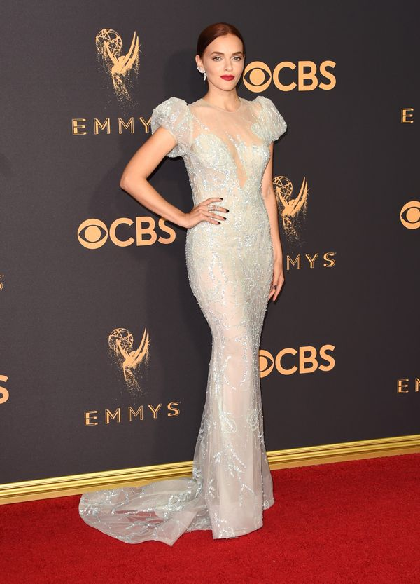 Madeline Brewer Emmy Awards 2017 Red Carpet Celebrity Looks