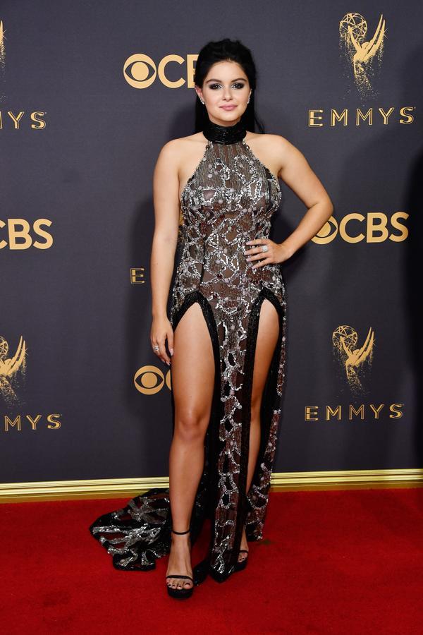 Ariel Winter Emmy Awards 2017 Red Carpet Celebrity Looks
