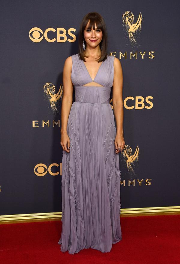 Rashida Jones Emmy Awards 2017 Red Carpet Celebrity Looks