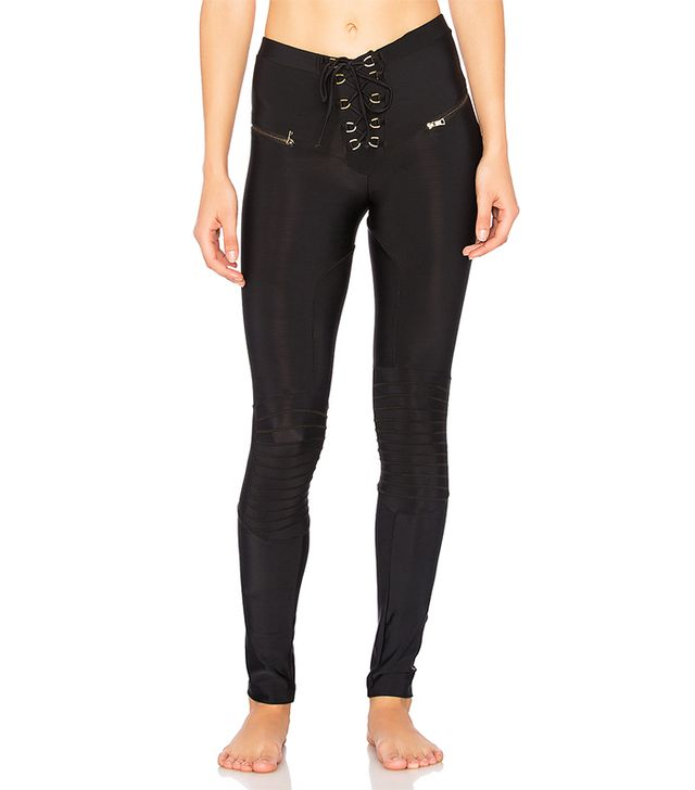 Fit Easy Rider Legging in Black. - size L (also in M,S,XS)