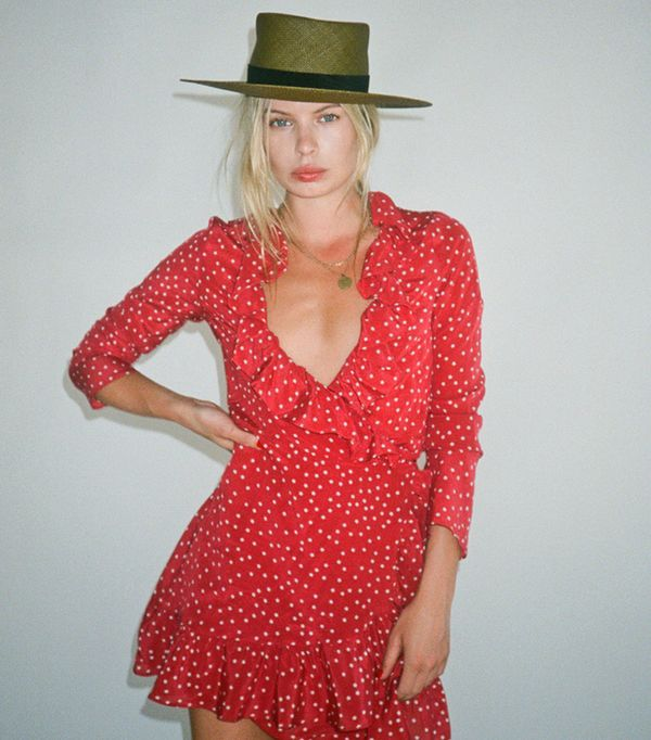 best red dresses in fashion history