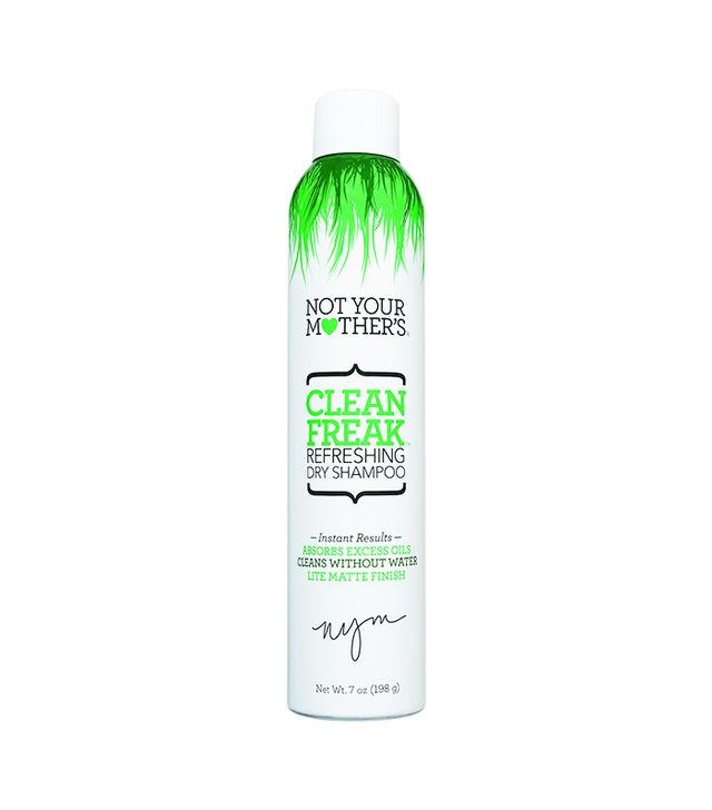 Not Your Other's Clean Freak Dry Shampoo