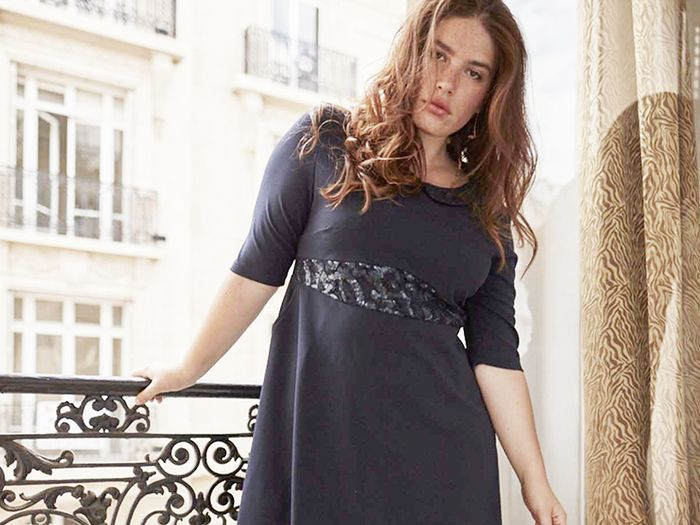 cedb5381b318 A French Girl s Guide to the Best Plus-Size Clothes