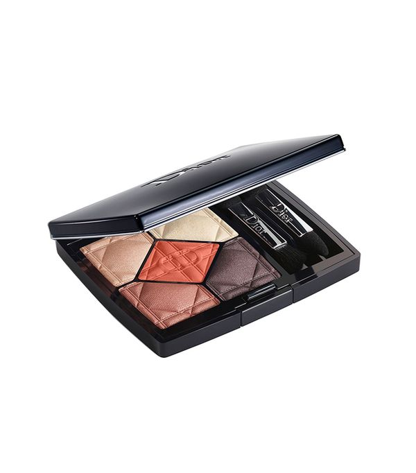 Dior 5 Couleurs in 767 Inflame - shimmery eye makeup