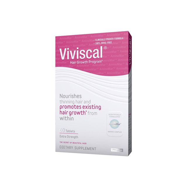 Viviscal Hair Growth Supplements - best hair vitamins
