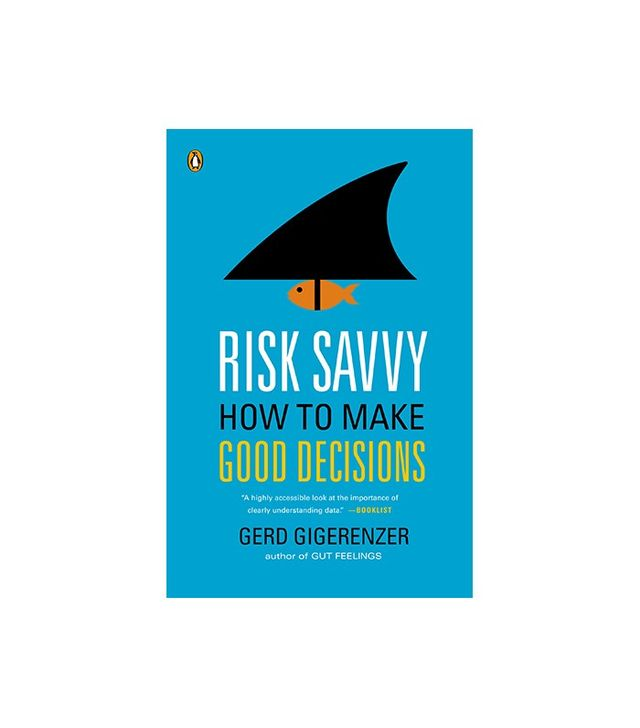 Gerd Gigerenzer Risk Savvy