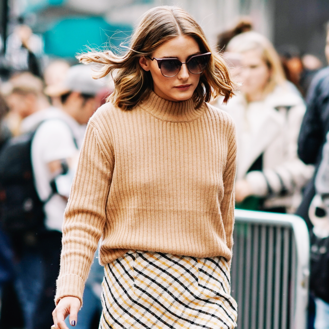 Olivia Palermo's Low-Key Fashion Week Formula Is So Easy to Recreate