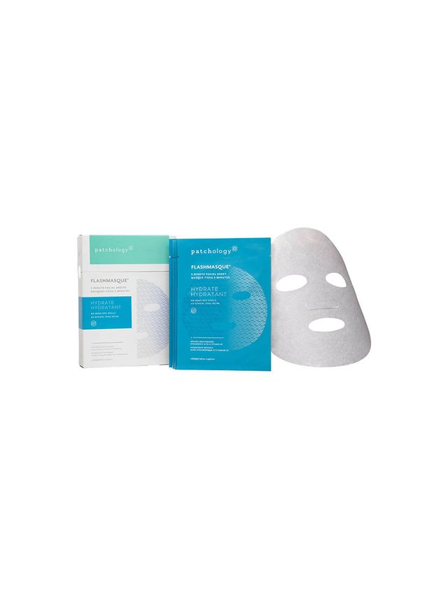 Patchology Hydrate FlashMasque 5 Minute Facial Sheet Mask