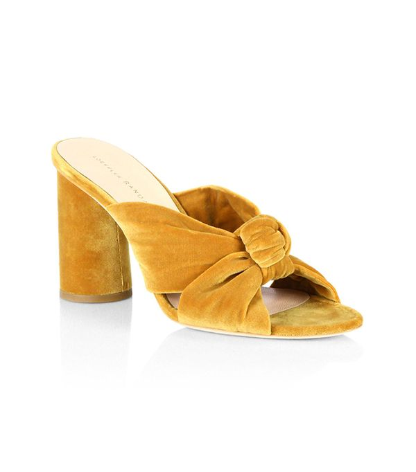 best gold shoes