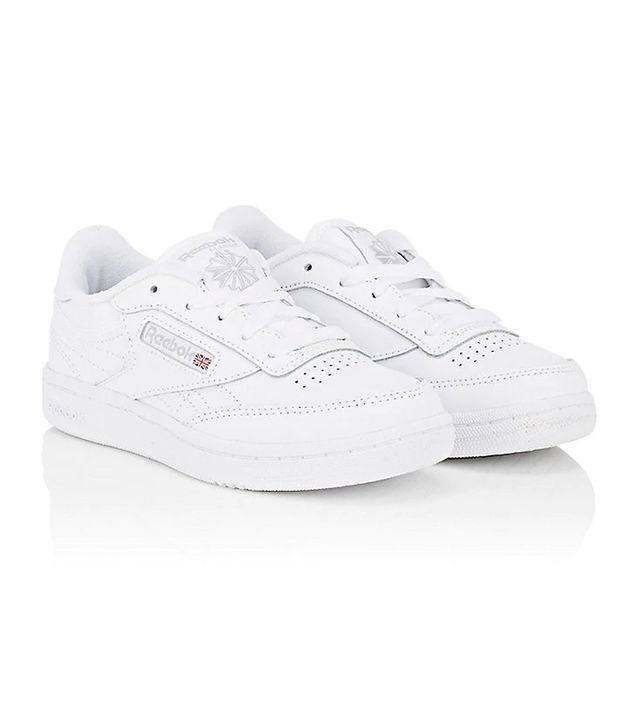 Club C Leather Sneakers