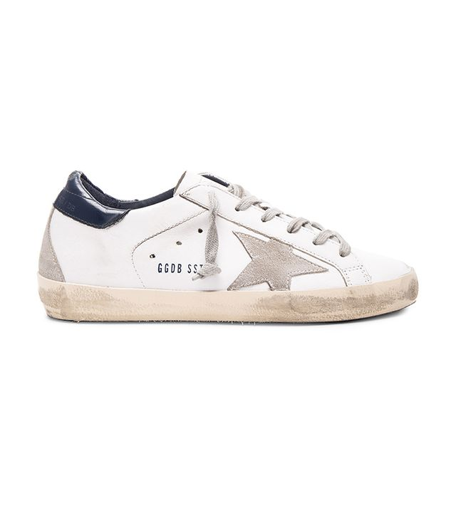 Leather Superstar Low Sneakers