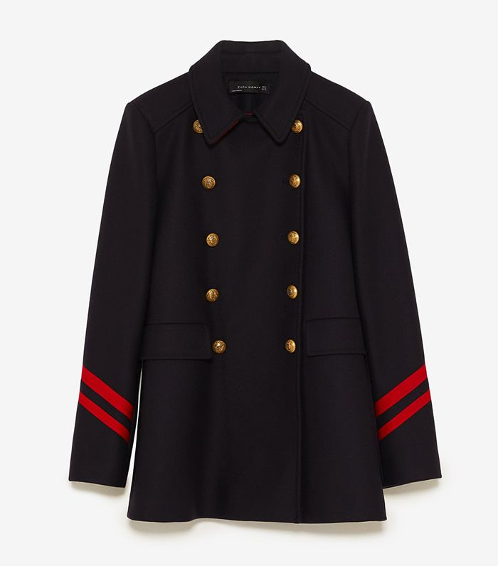 These Are The Best Zara Coats To Shop Now Who What Wear Uk