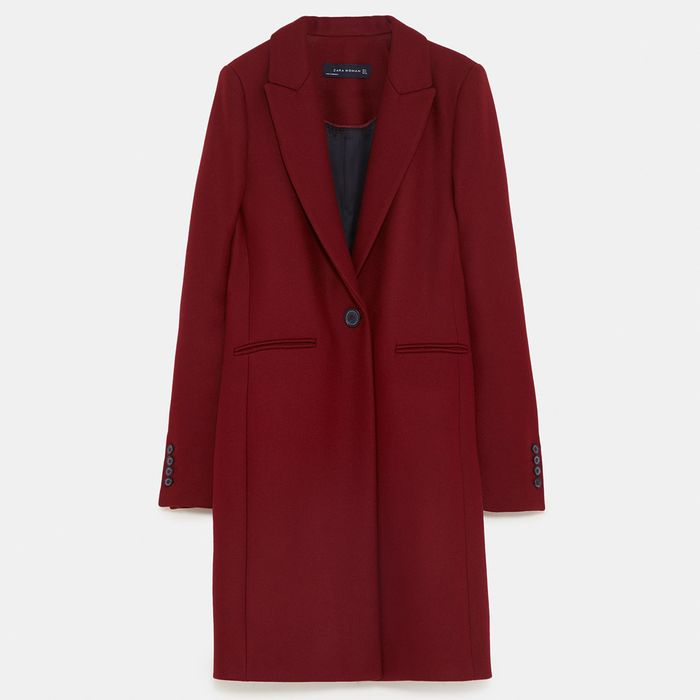 5c63d4ac These Are the Best Zara Coats to Shop Now | Who What Wear UK