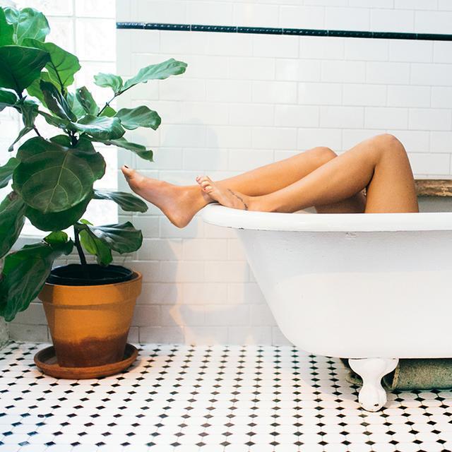 How to Take a Perfect Bath