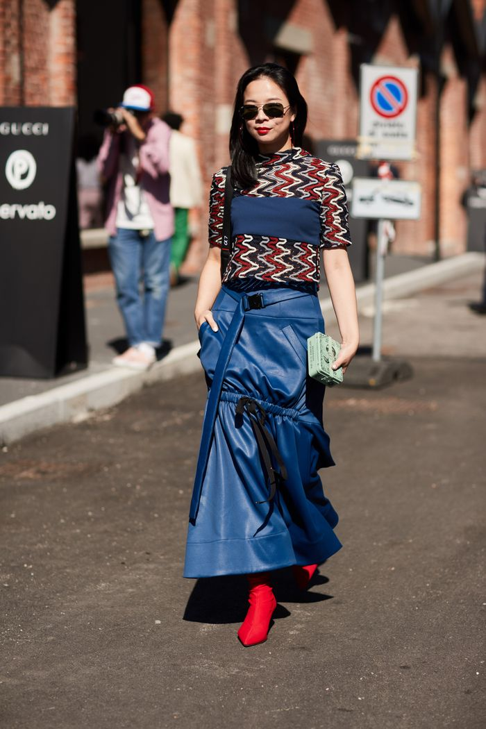 94c5d011f0fd ... street style from Milan fashion week! Pinterest