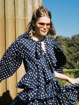 Here's What a Sydney Model Wears When the Invitation Says Picnic