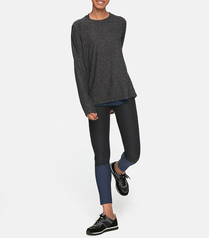 15 easy tunic tops to wear over leggings  who what wear
