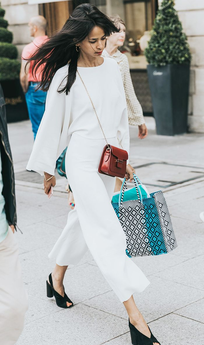 All-White Outfit Ideas to Try Now | Who What Wear