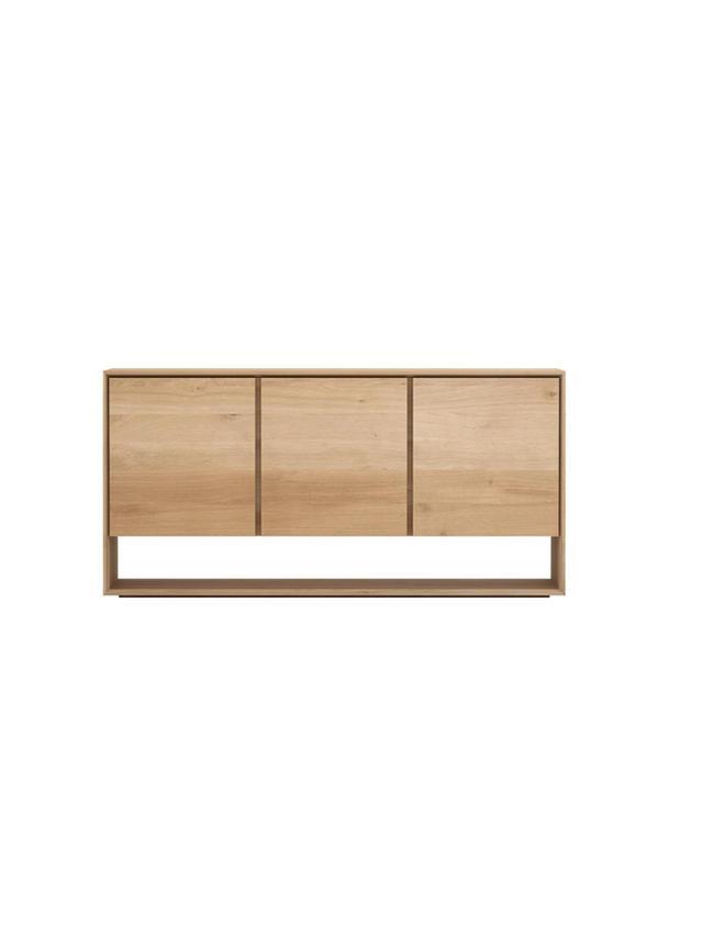 Ethnicraft Oak Sideboard