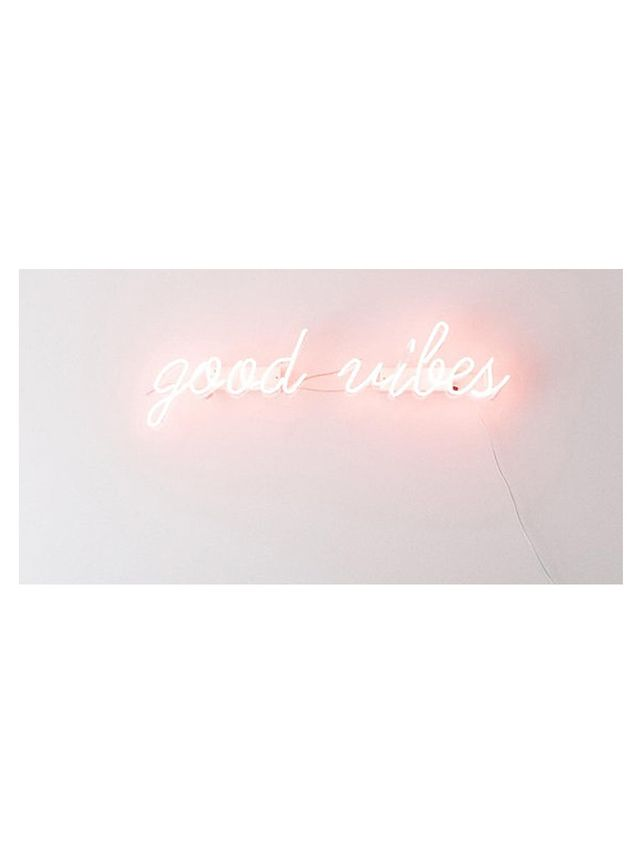 Sygns Good Vibes Neon Sign