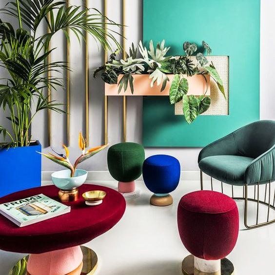 The Most Influential Interiors Trends, Decade by Decade