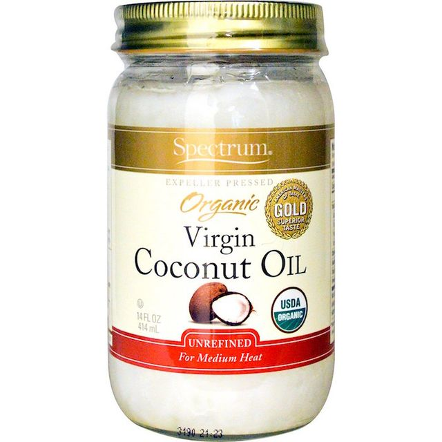 Spectrum Organic Unrefined Virgin Coconut Oil