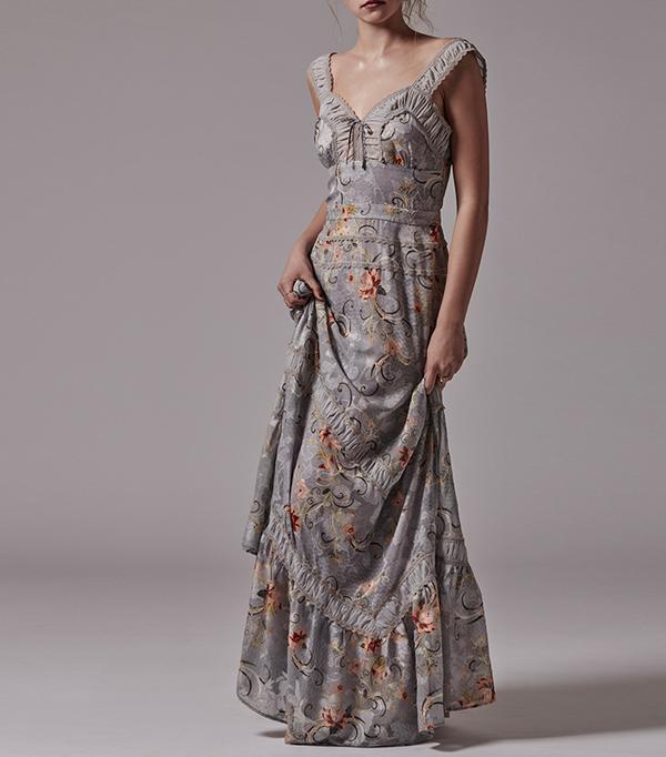 Esme Boudoir Maxi Dress