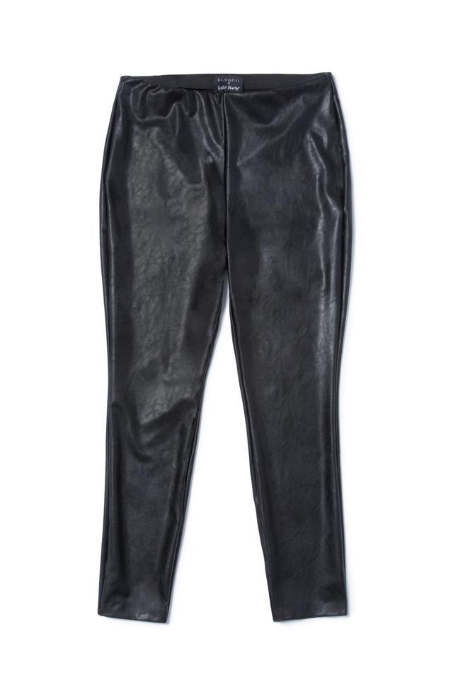 Eloquii x Katie Sturino Faux Leather Leggings