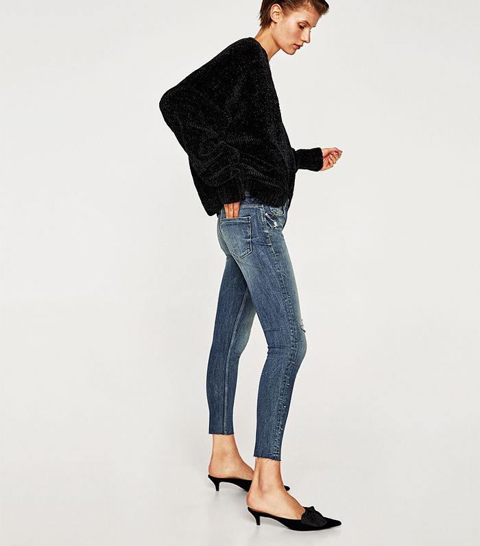 Zara Made Skinny Jeans And Kitten Heels A Quot Thing Quot Who