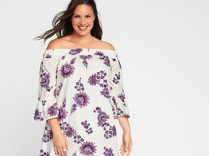 The Best White Plus Size Dresses To Buy Now Who What Wear