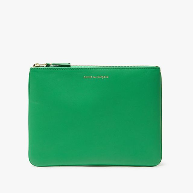 Classic Leather Line SA5100 Wallet in Green
