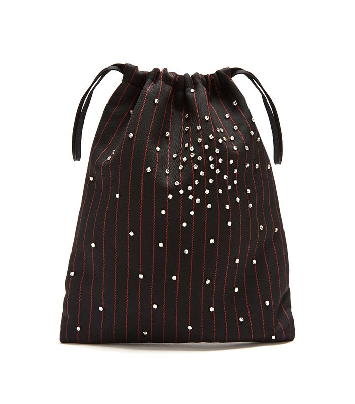 f7ad7d2519d69e 16 Cool Drawstring Bags to Carry This Fall | Who What Wear