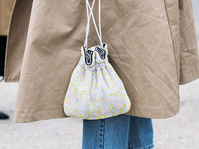 16 Cool Drawstring Bags to Carry This Fall