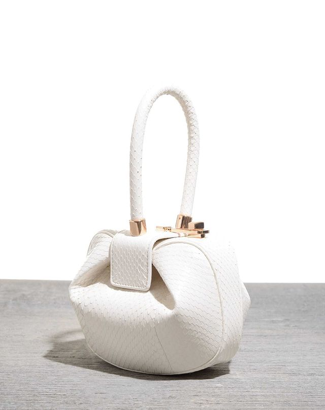 Gabriela Hearst Demi Bag Snake (Not Available For Immidiate Purchase)