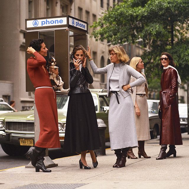 All I Want to Wear Right Now Are These 40-Year-Old Trends