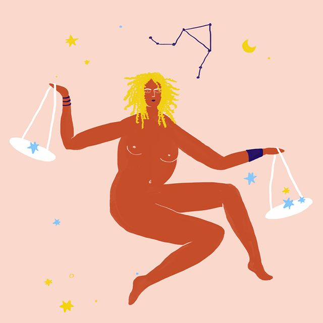 Born Under the Libra Sign? This Is Why You're So Averse to Taking Risks