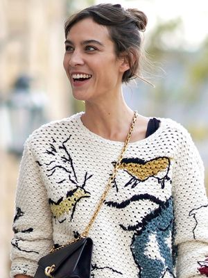The Alexa Chung Outfits We Always Copy