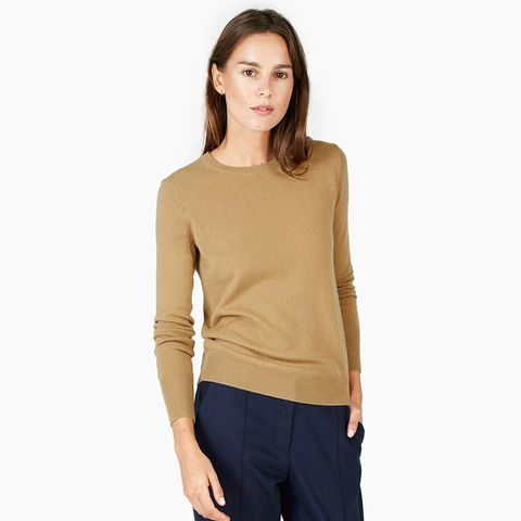 The Cashmere Crew Sweater