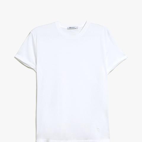 Superfine Jersey Short Sleeve T-Shirt