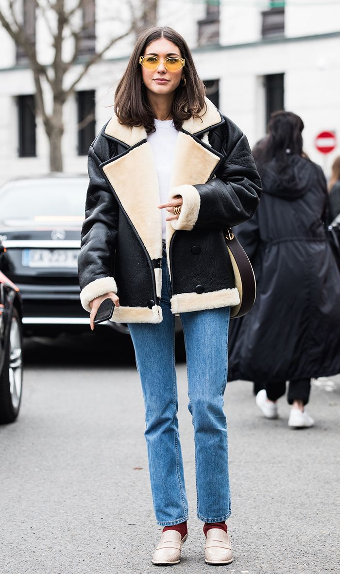 11 Layering Tricks to Try When It's 50 Degrees Out