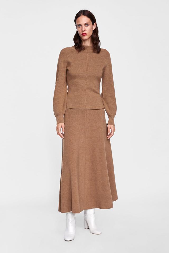Zara Minimal Collection Skirt