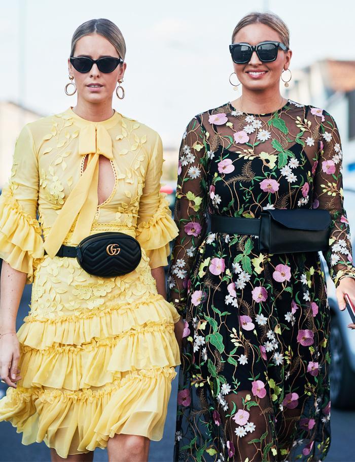 3b1888367d3a8e Gucci's Belt Bag: How to Wear It | Who What Wear