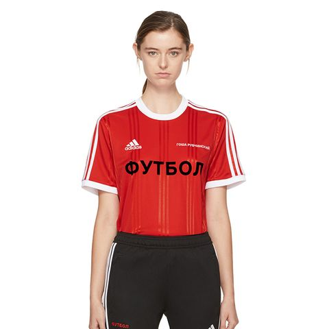 Red Adidas Originals T-Shirt