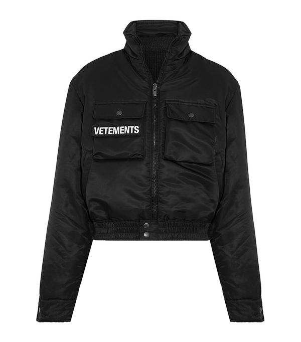 vetements jacket