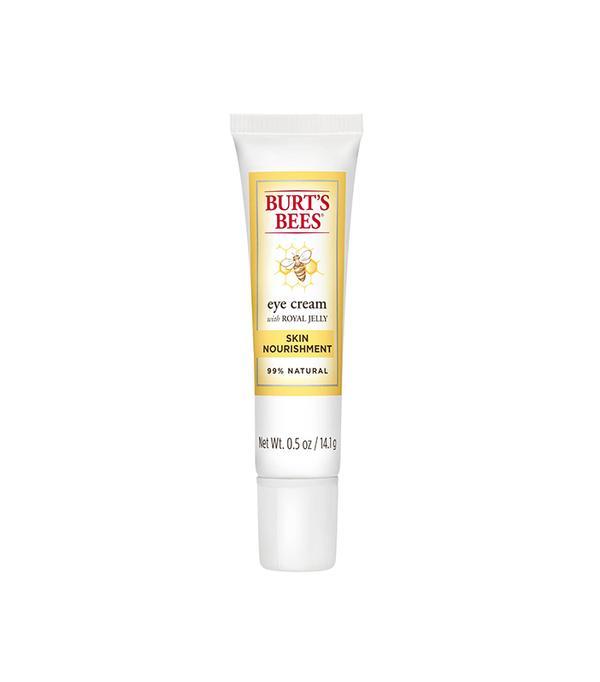 Burt's Bees Skin Nourishment Eye Cream - organic eye cream