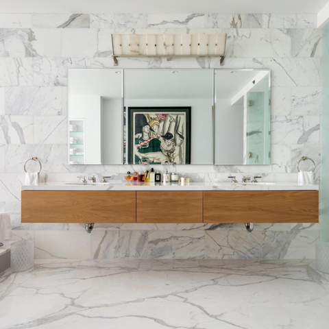Inside the Olsen Twins' Former West Village Penthouse (It's Re-Listed for $32M)