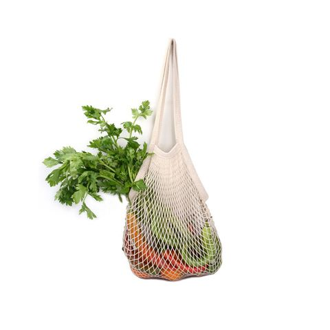 Reusable Net Shopping Tote