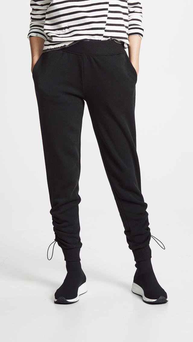 Plus Size Crop Flare Pants